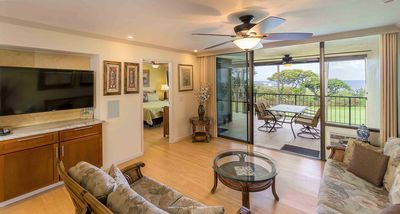 Photo for Golf View Condo w/ Private Lanai , BBQ, Resort Hot Tub, Pools, Golf Course- Coun