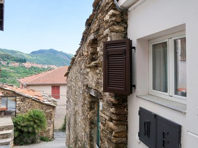 Photo for Vacation home Casa Erma (CSB430) in Colle San Bartolomeo/Cesio/Caravonica - 3 persons, 1 bedrooms