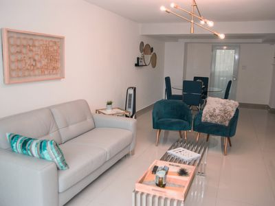 Photo for Vibrant Modern Apartment in The Heart of Condado