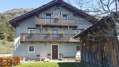 Photo for Chalet in central position Valle d'Aosta
