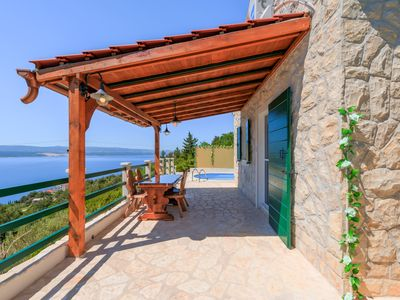 Photo for VIEW TALAY COTTAGE /sea view cottage/