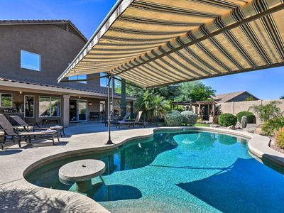 Photo for 'The Cactus Ranch House' w/Pool & Outdoor Kitchen!