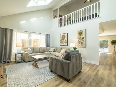 Photo for Fabulous Fair Oaks Home | King Bed | Game Room | Pool