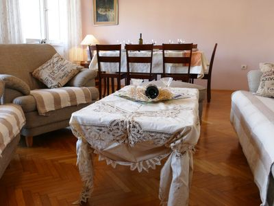 Photo for Vacation home Helena in Pula/Banjole - 8 persons, 3 bedrooms