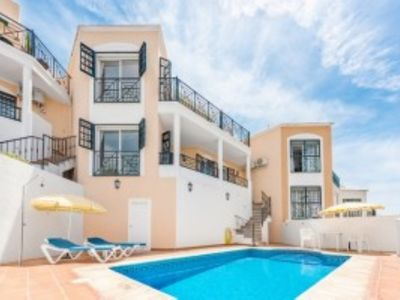 Photo for AP287 MODERN VILLA WITH PRIVATE POOL BURRIANA AREA PERFECT FOR 2 FAMILIES