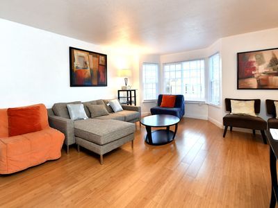 Photo for Spacious Oceanside Vacation Flat