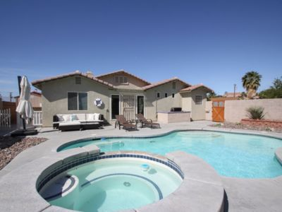 Photo for ★ Desert Luxury Oasis ★ Pool | Spa | Close to Palm Springs!