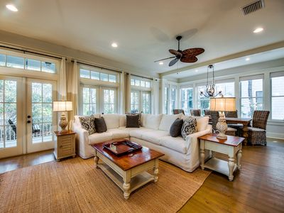 Photo for Designer Cottage next to Seaside Access - Spacious Floor plan. Must See!