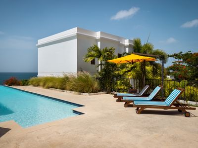 Photo for Mangó y Playa   Luxurious villa with private plunge pool and ocean views