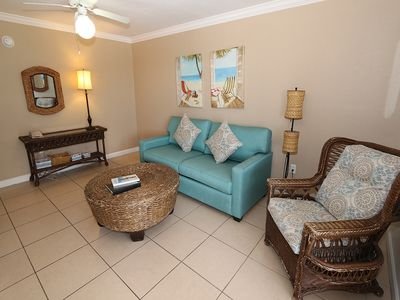 Photo for Silver Sands #255S: 2 BR / 2 BA Resort on Longboat Key by RVA, Sleeps 6