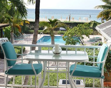Photo for Beach Front, Right On Smb, Island Pine Villas
