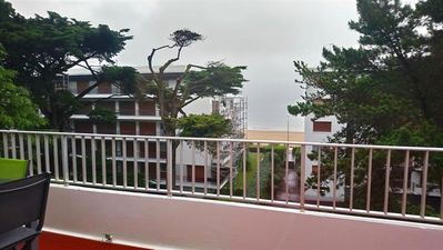 Photo for LAST FLOOR FOR THIS APARTMENT 3 ROOMS BEACH BENOIT WITH DIRECT ACCESS BEACH