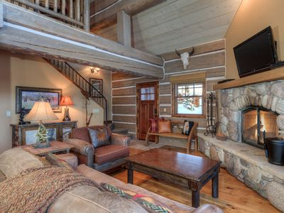 Photo for 3BR Cabin Vacation Rental in Big Sky, Montana