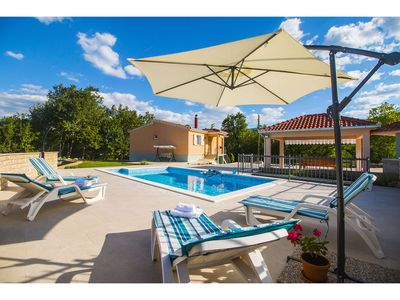 Photo for Villa KATJA -private pool,bbq,free bicycles...
