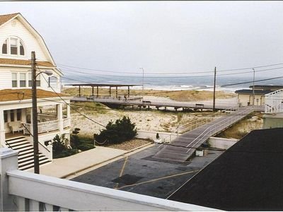 Photo for 3RD HOUSE FROM THE BEACH AND BOARDWALK/7 BEDROOMS/OCEAN VIEW FROM EVERY ROOM