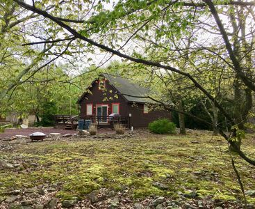Photo for Happy Heart Chalet-Poconos PA. Perfect Wooded retreat minutes from EVERYTHING!