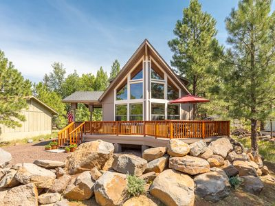 Photo for Beautiful Mountain Retreat nestled in the Ponderosa Pines of Munds Park