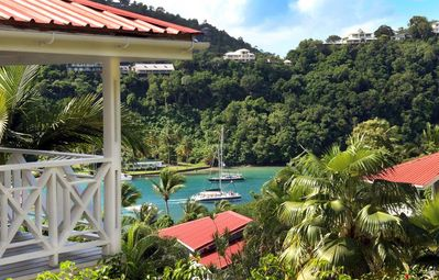 Photo for Over Looking one of the most Beautiful Bays in the Caribbean