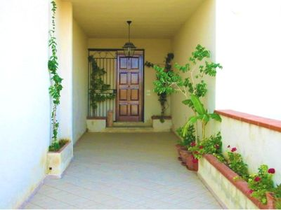 Photo for CHARMING SEAVIEW House in the Delightful SICILIAN COUNTRYSIDE