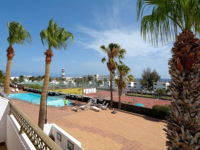 Photo for Apartment Playa Grande Sea View 3 bedrooms