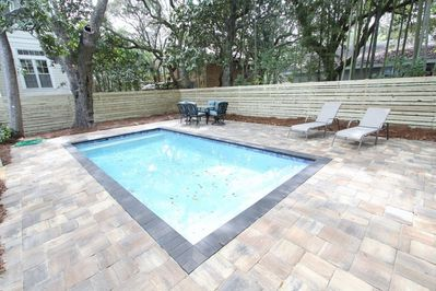 Alternate View of Pool Area
