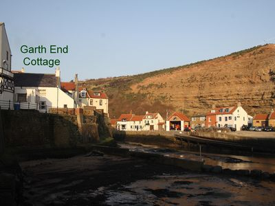 Photo for Attractive Georgian Cottage On Harbour Front With Wonderful Sea Views