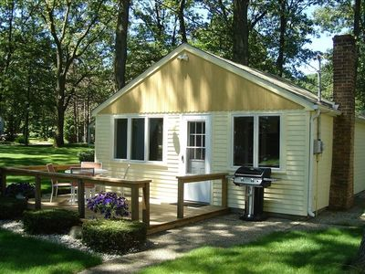 Cute Little Cottage Just Rite For Your Wk Homeaway