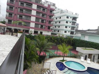 Photo for Beautiful and cozy apartment facing Tombo beach