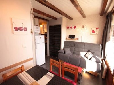 Photo for Apartment Les Saisies, studio flat, 4 persons