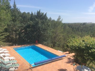Photo for Beautiful peaceful 3 bedroom house with own pool