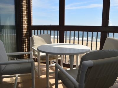 Photo for Gorgeous Ocean Views - Oceanfront 2-BR in Mid-Town Ocean City (59th St)