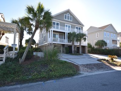 Photo for South Litchfield Beach - Inlet Point - Ocean Front -Community Pool
