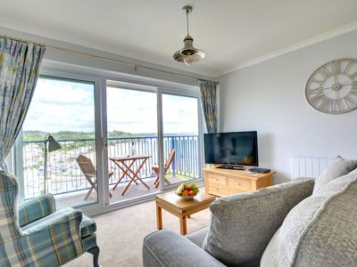 Photo for Brynawelon - Two Bedroom Apartment, Sleeps 4