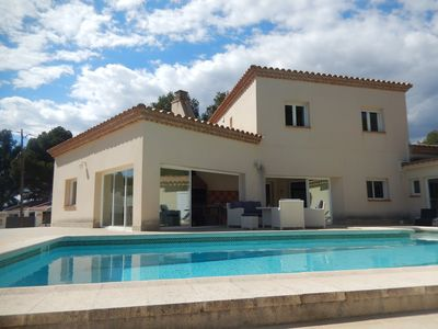 Photo for beautiful villa 400 meters from the beach