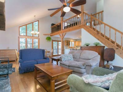 Photo for Beautiful Mountain Chalet near Asheville, NC