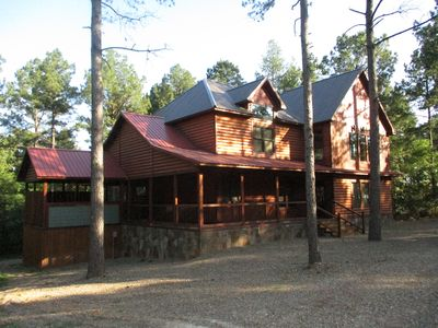 Photo for One More Time - 6 Bedroom Lodge (Sleeps 15,  5.5 Baths, 3250 Sq. Ft. Lodge)