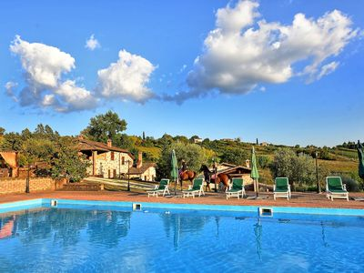 Photo for 2BR Apartment Vacation Rental in Otricoli, Umbria