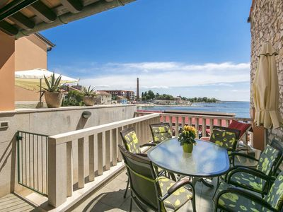 Photo for Vacation home Antonella & Napoletano  in Umag, Istria - 6 persons, 2 bedrooms