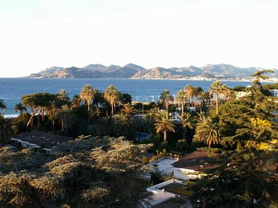 Photo for Apartment - Cannes - Seaside and panoramic view