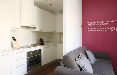 Photo for Apartment 174 m from the center of Barcelona with Internet, Air conditioning, Lift, Balcony (711975)
