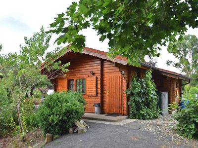 Photo for Beautiful wooden holiday home in Hesse with private garden and a large terrace