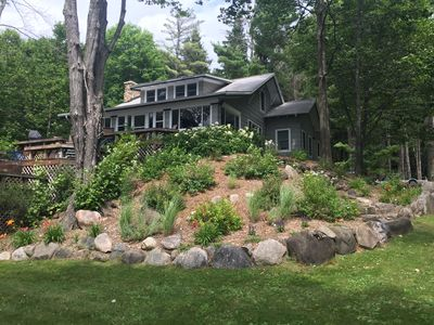 Photo for Beautiful, Private, Historic Home On 350 Feet Of Intermediate Lake