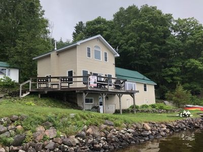 Photo for Pristine Waterfront! Cottages at Bon Echo's Edge