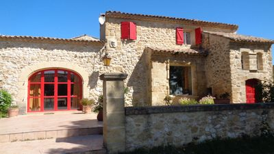 Photo for 4 km from Lambesc, Bouches-du-Rhône, holiday home with private pool