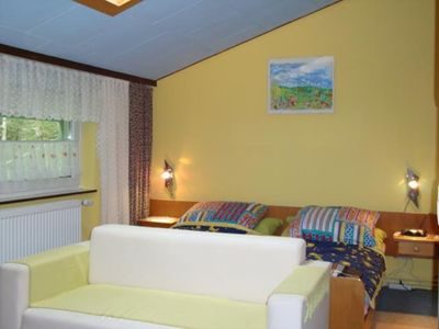 Photo for Family room (Alm- u. East room) with shower, WC - Haus Gudrun