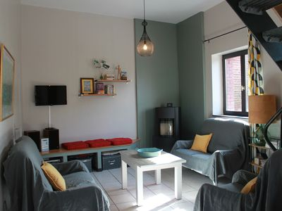 Photo for Cottage for 8 persons near Douai, Arras, Lille