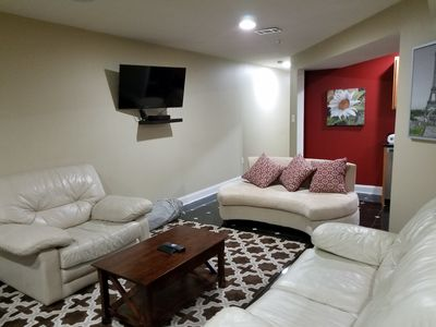 Photo for Beautiful and Spacious 2Br.2.5Ba Condo. Best Location with Gated Parking & TVs