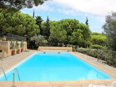 Photo for Vacation home La Florencale (MAX210) in Sainte Maxime - 8 persons, 4 bedrooms