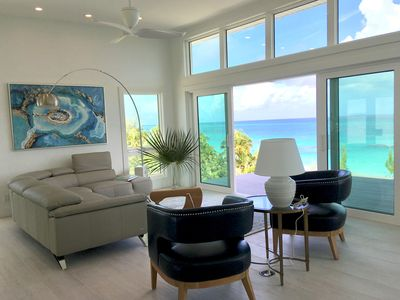 Photo for Stunning New Secluded Beachfront House with Pool, Spectacular Views