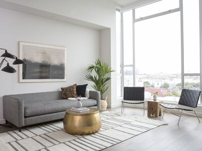 Photo for Sonder | Van Ness | Stylish 1BR + Rooftop